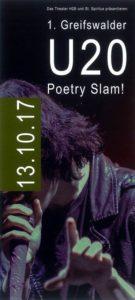 U 20 Poetry Slam