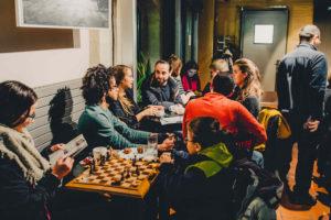 Interkulturelles Café
