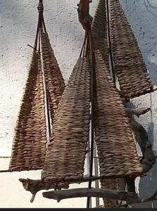geflochtene Schiffe - Bild von Anja Mueller